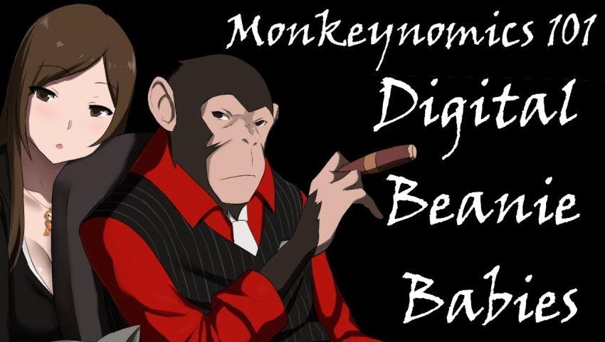 Monkeynomics 101 Digital Beanie Babies PeerTube